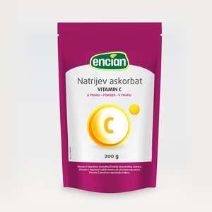 Encian Natrijev askorbat, 200g