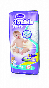 Violeta pelene double care junior 5 11-25kg 52/1