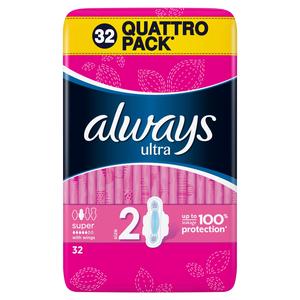 Always ulosci ultra super plus 32