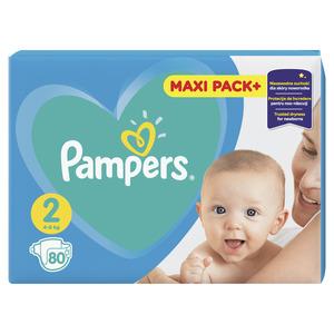 Pampers pelene jumbo maxi pack mini (80 kom)