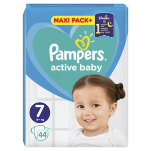 Pampers Active Baby maxi pack s7 44