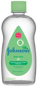 Johnsons's Baby ulje aloe vera 300ml