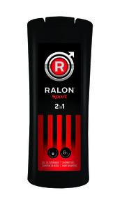 RALON sport šampon za kosu i gel za tuširanje