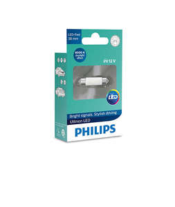 Philips auto žarulja LED 38mm 6000K 12V ( kabina/ tablica )
