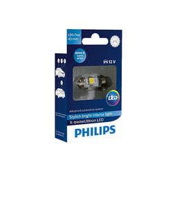 Philips auto žarulja led 10,5X43mm 4000K/12V X-Treme Vision