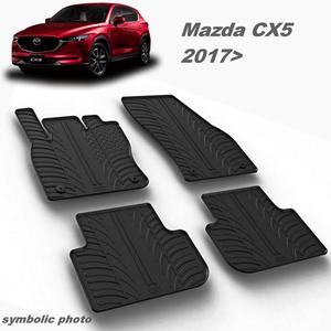 Gumeni auto tepisi za Mazda CX5 - komplet prednji i zadnji
