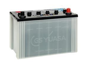 Akumulator Yuasa (7000) 12V/80Ah D+ (start/stop)