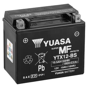 Akumulator Yuasa Moto 12V/10Ah