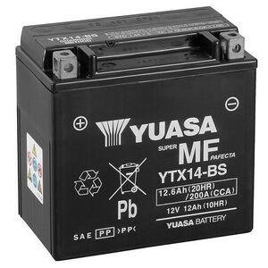 Akumulator Yuasa Moto 12V/12Ah