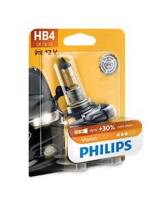 Philips auto žarulja HB4 55W/12V premium