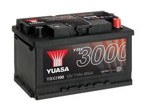Akumulator Yuasa (3000 Premium) 12V/71Ah D+