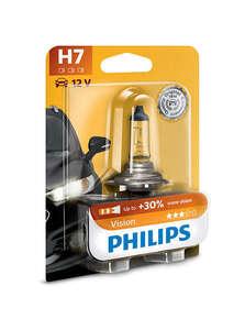 Philips auto žarulja H7 55W/12V premium bl.