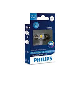 Philips auto žarulja led 38mm 4000K 12V X-Treme Vision
