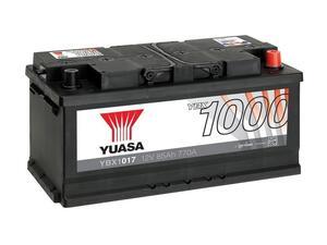 Akumulator Yuasa (1000)   12V 85Ah 770A D+