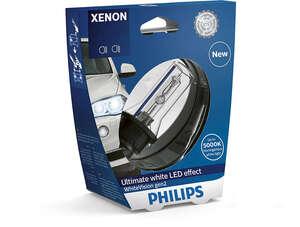 Philips auto žarulja D1S 35W/85V White Vision gen 2 xenon