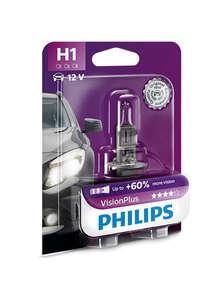 Philips auto žarulja H1 55W/12V Visionplus