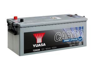 Akumualtor Yuasa Cargo 12V/185Ah