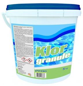 Dezinfekcijsko sredstvo za bazene, 5kg (granule)