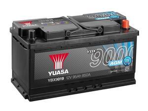 Akumulator Yuasa (9000) 12V/70Ah D+   (start/stop)
