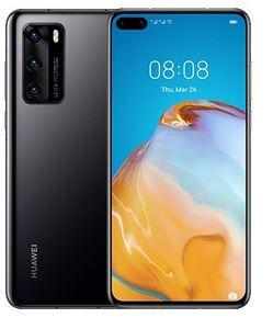 Huawei P40 crni, mobitel