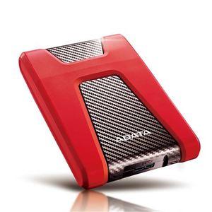 Vanjski tvrdi disk  ADATA DashDrive HD650 Red 1TB USB 3.1
