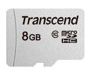 Memorijska kartica Transcend microSD 8GB HC Class 10 UHS-I 300S