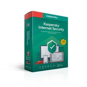 Kaspersky Internet Security za 3 računala - obnova za dodatnu godina dana