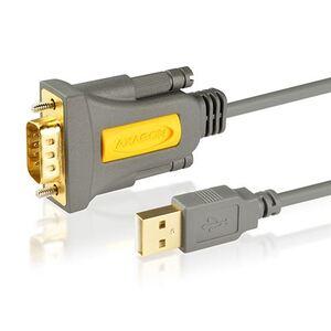 AXAGON ADS-1PS USB2.0 - Serial RS-232 DB9 HQ Adapter Profilic