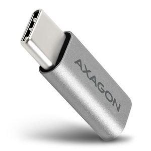AXAGON RUCM-MFA adapter USB Type-C M > Micro-USB F