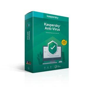 Kaspersky Anti-Virus za 3 računala - godina dana