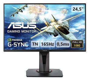Asus monitor VG258QR, TN, 1ms, 165Hz, HDMI, DP, gaming monitor