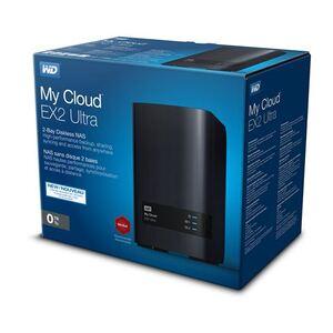 NAS uređaj Western Digital My Cloud EX2 Ultra 0TB