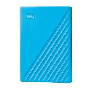 Vanjski tvrdi disk Western Digital My Passport 4TB, USB 3.2, plava