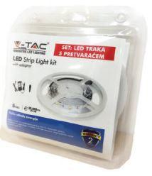 V-TAC SET LED TRAKE s pretvaračem