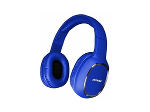 TOSHIBA RZE-BT160H slušalice, Bluetooth, plave