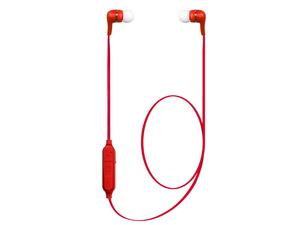 TOSHIBA CoolVibe RZE-BT312E slušalice, Bluetooth, crvene