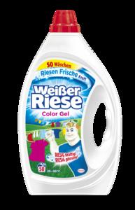 Weißer Riese 50pranja GEL Color 2,5l