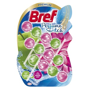 Bref Perfume Switch Apple-Water Lily 3x50 g