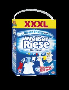 Weißer Riese 90pranja BOX prašak Universal 5,85kg
