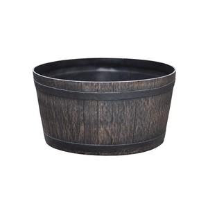 ROTO MAMBO M cvjetna tegla - imitacija drva (Ø570 x 300 mm)