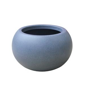 ROTO SWING M cvjetna tegla, plitka, granit (Ø500 x 300 mm)