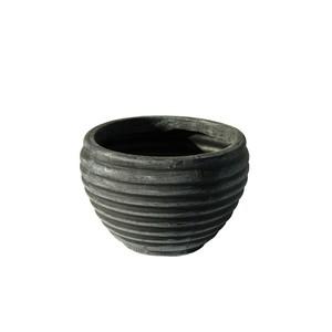ROTO MODERNO L cvjetna tegla, granit (Ø410 x 320 mm)