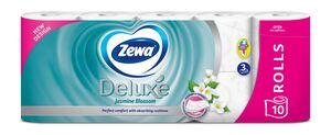 Zewa aqua tube, deluxe jasmine blossom, 10 rola, toaletni papir