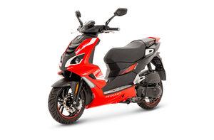 Peugeot skuter Speedfight 4 2T 50 Sportline - Red