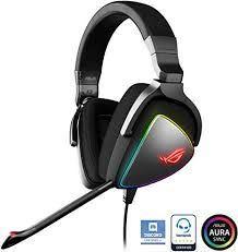 Asus ROG Delta Gaming slušalice, crne, PC/PS4