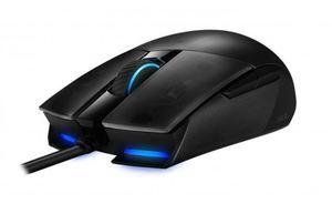 Asus ROG Gaming miš Strix Impact II, optički, žični, 6 200 DPI