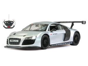 Jamara auto na daljinsko upravljanje Audi R8 LMS, sivi 1:14