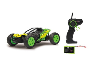 Jamara auto na daljinsko upravljanje Buggy Rupter, zeleni 1:14