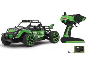 Jamara auto na daljinsko upravljanje Derago XP1, 4WD, zeleni 1:18