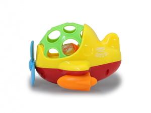 Jamara didaktička igračka aviončić, žuti